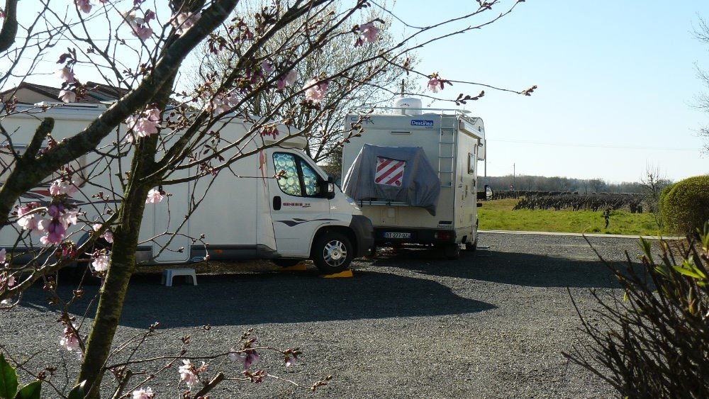 Aire camping-car à Mouzillon (44330) - Photo 2